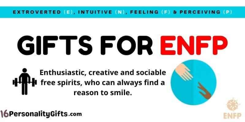 Gifts for ENFP Personality Type