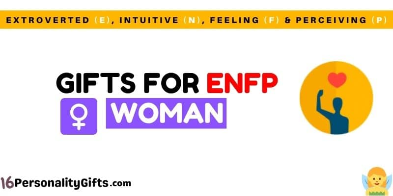 Gifts for ENFP woman