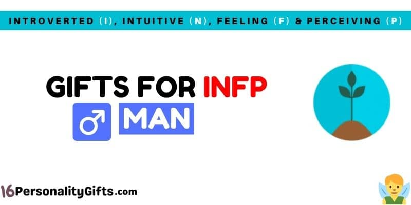Gifts for INFP man