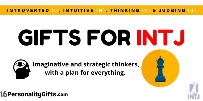 Gifts for INTJ Personality Type