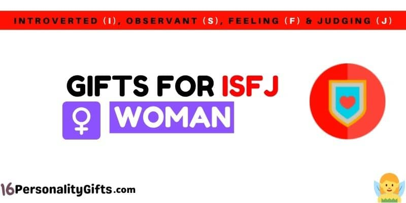 Gifts for ISFJ woman