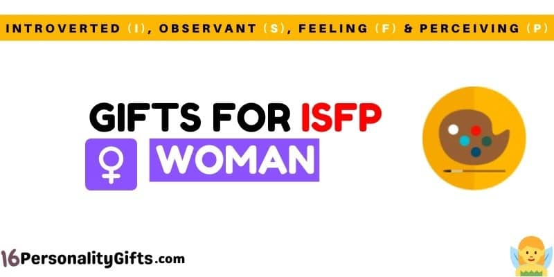 Gifts for ISFP woman