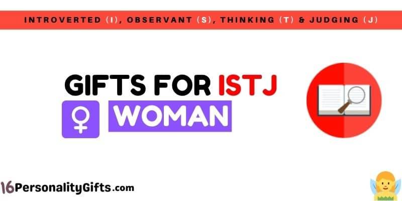 Gifts for ISTJ woman