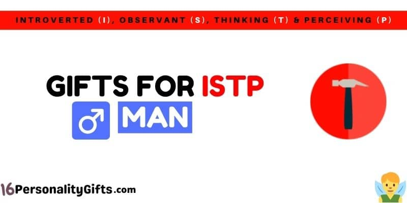 Gifts for ISTP man