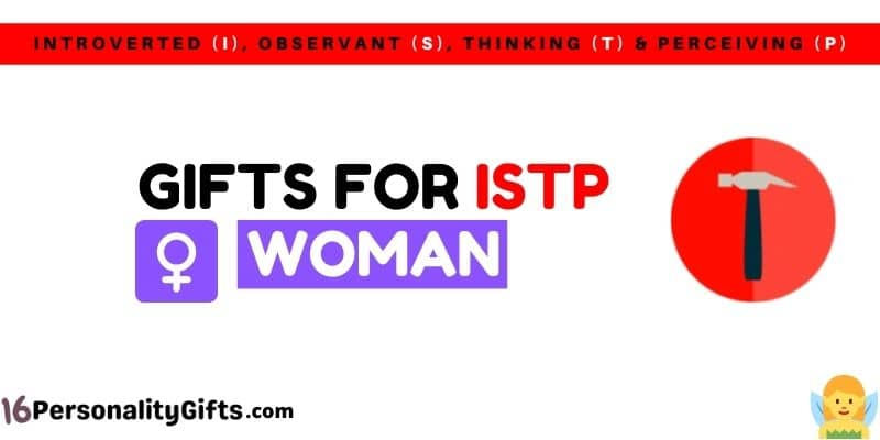 Gifts for ISTP woman